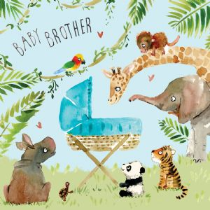 FIZ10 - Baby Brother Card